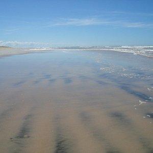 Praia de Guriri ES BRASIL