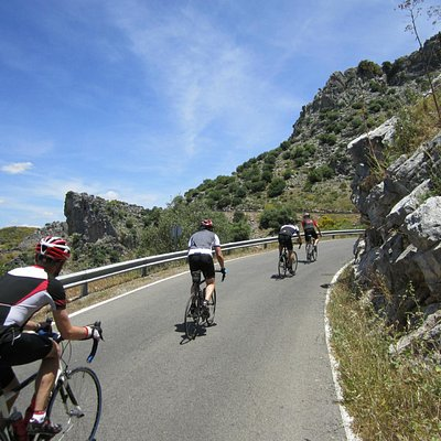 Classic Road Cycling Holidays Spain