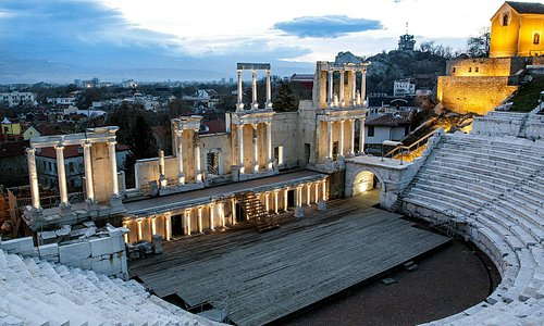 provided by Plovdiv Tourism