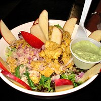 Curry Chicken Salad