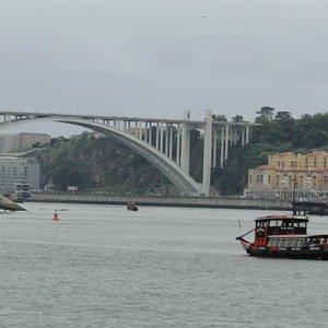 Ponte da Arrábida, Porto.