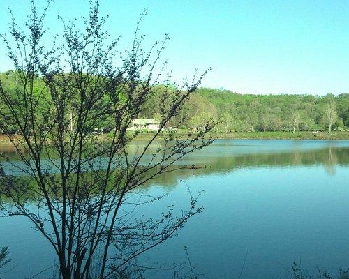 Lake at Warrior's Path