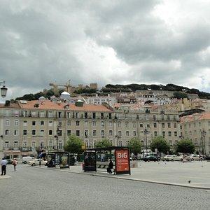 Praça da Figueira, Lisboa.