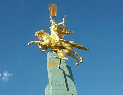 золотой всадник