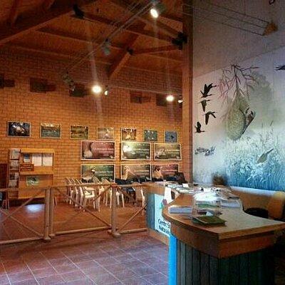 Centro Visite dell'Oasi Lago Salso