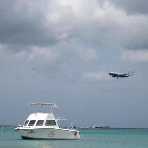 planes overhead