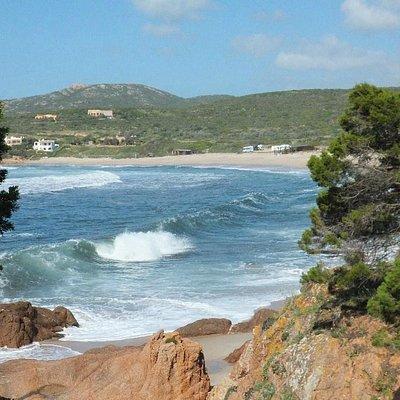 spiaggia sa marinedda