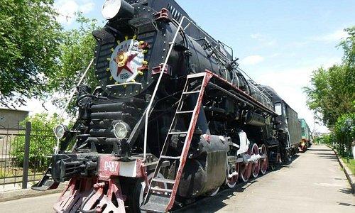 Tashkent Railway Museum