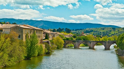 Near to limoux