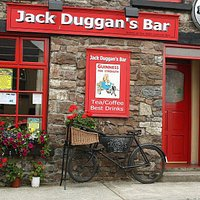 Welcome to Jack Duggans Bar The Home Of The Wild Colonial Boy