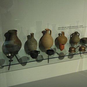 Museum of Viticulture - excavation finds