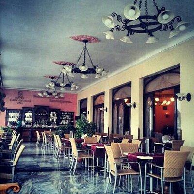 casa granda lobby bar/cafe