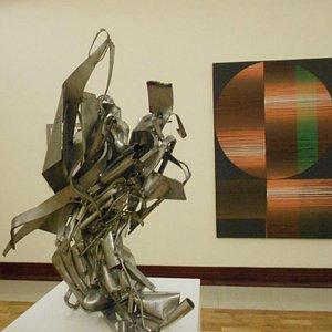 Otras obras de la pintora y escultora chihuahuense Agueda Lozano