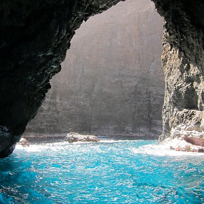 open top cave