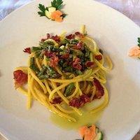 """Antica ricetta di Labro """"picchiettini"""""""