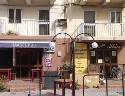 Images bar in Qawra