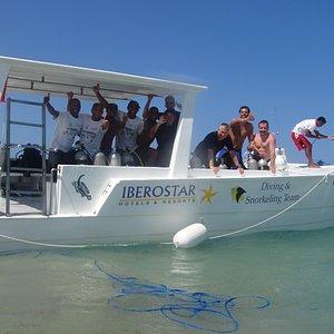 Our Boat Manati