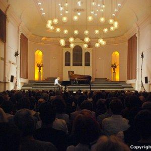 Philip Glass in de Zeeuwse Concertzaal / Middelburg