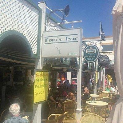 Tom's Bar, Cala'n Bosch