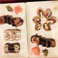 Fantastic sushi outside of a big city!