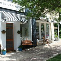 American Spoon retail store and café