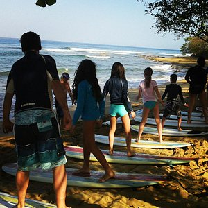 Surfing Lessons Puerto Rico & Adventure Company