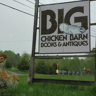 Big Chicken Barn