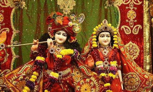 Sri Sri Radha Govinda