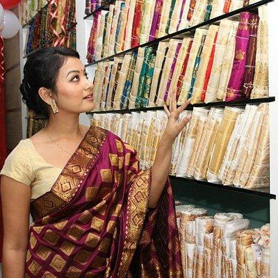 Actress Rimpi Das @ MSC Retail