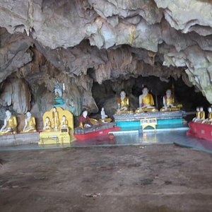 More Statues in the Cave.