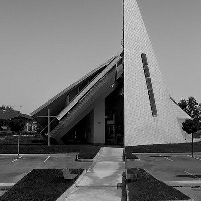 Dreiecke bestimmen die Struktur/Archicura/pepefotografia