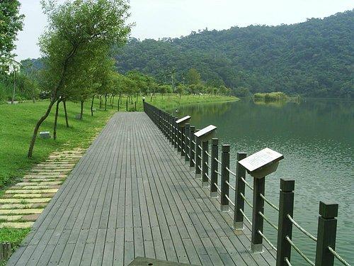 梅花湖看台