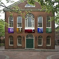 The Salem Museum is the only Museum dedicated to the history of Salem, Massachsuetts.