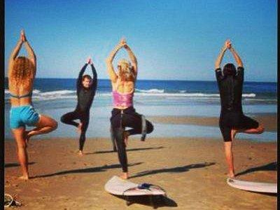 Yoga & Surf Workshops