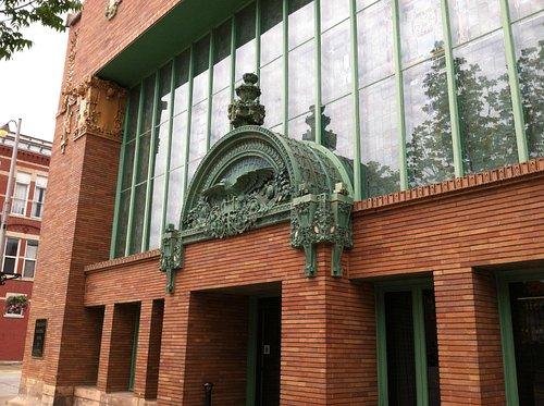 Merchants Bank exterior