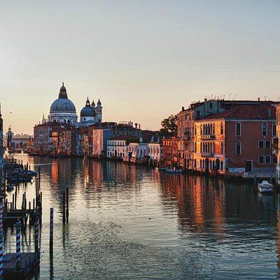 Dusk on the Grand Canal