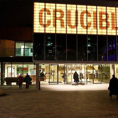 Crucible Theatre, Tudor Square
