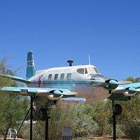 Royal Flying Doctor aircraft