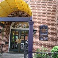 Cumberland County Historical Society entrance