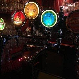 """Vad ska man säga? Många öl, men mest """"blask"""". AZ ALE No 16 var den bästa jag såg."""