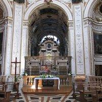 Beautiful church in Riva del Garda