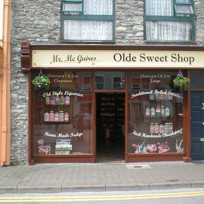 Mr.Mcquires Olde Sweet Shop