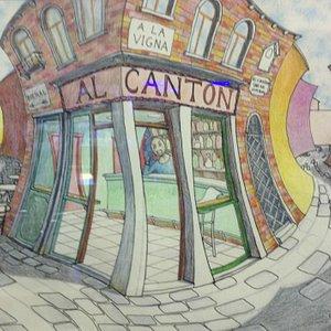 LOGO Bar Al Canton