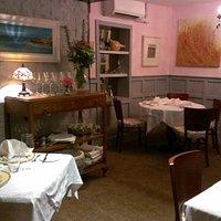 Finns' Table Back Dining Room