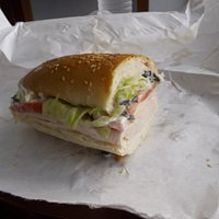 A photo of my sandwich.