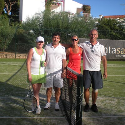 Finalists of the TennisInPortugal Tournament