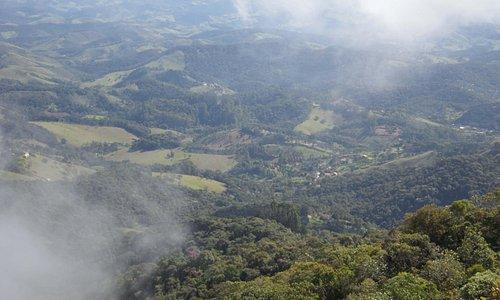 Viata Parcial do pico Agudo