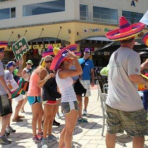 Fun with Sombreros