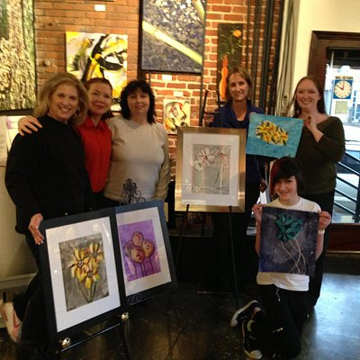 Art classes at Marathon gallery
