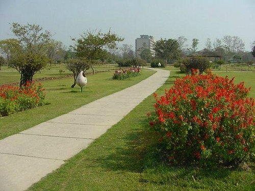 Leisure Valley Park, Gurgaon
